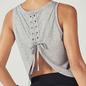 Fabletics Anvi Lace Up Tank